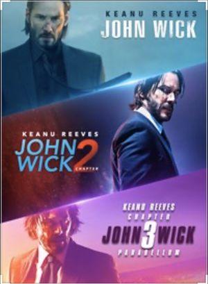 The John Wick 1,2,3 Bundle - Digital Copy Code - 4k Movies for Sale in Jurupa Valley, CA