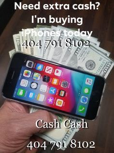 iPhone XS or XR - broken lcd and cracked screen - needs to be repaired? - contact now- for Sale in Atlanta, GA