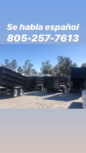 Dump trailers for Sale in Fresno, CA
