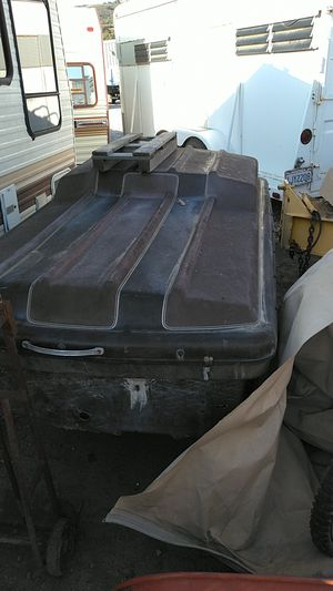 Luggage box for top of motorhome for Sale in Ventura, CA