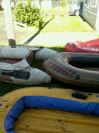 inflateable boats