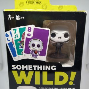 Tim Burton's The Nightmare Before Christmas Funko Pop Something Wild Game for Sale in Fort Lauderdale, FL