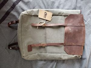 Vintage style laptop rucksack for Sale in Chula Vista, CA