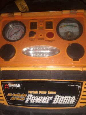 Power inverter/jump box /work light/compressor for Sale in Willard, NM