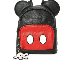 DISNEY MICKEY MOUSE LICENSED Mini Backpack Purse with Ears for Sale in The Bronx,  NY