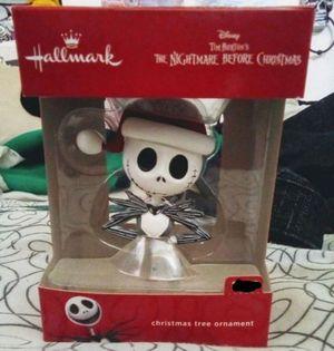 Jack Skellington Nightmare Before Christmas Hallmark Ornament for Sale in Fresno, CA