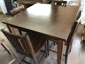 Breakfast table and chairs for Sale in Portland, OR