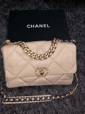 Chanel soft leather chain bag for Sale in Weehawken, NJ