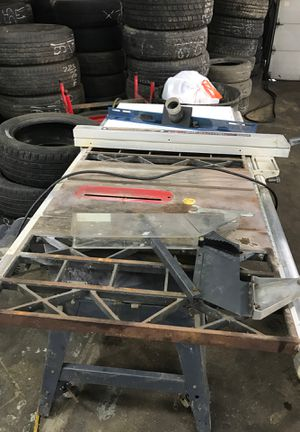 Table saw for Sale in Detroit, MI