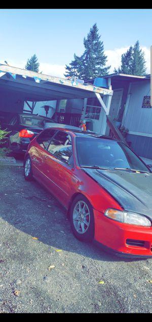 Honda hatchback for Sale in Tacoma, WA