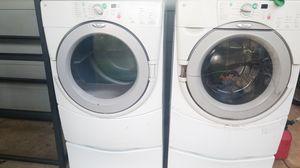 Washer and dryer Whirlpool for Sale in Waipahu, HI