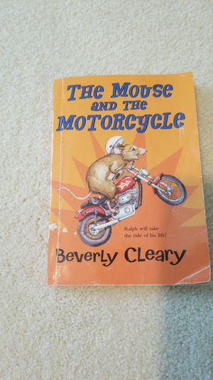 The Mouse and the Motorcycle by Beverly Cleary for Sale in Falls Church, VA