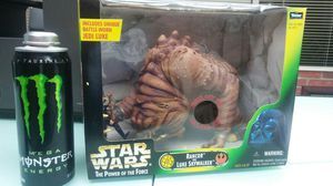 Star Wars Power of the Force Action Figure Playset - Rancor and Luke Skywalker! Rancor & Luke Skywalker - new unopened for Sale in Sacramento, CA