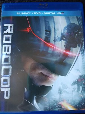RoboCop Blu Ray Digital Code for Sale in Somerset, MA