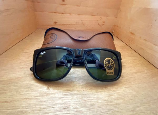 Brand New Authentic Justin Sunglasses