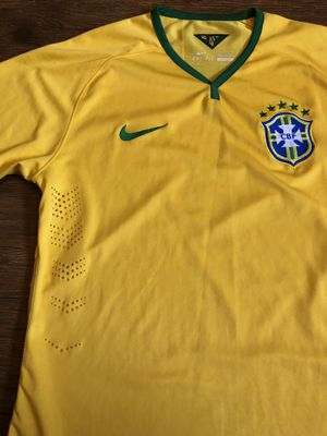 Brazil jersey 🇧🇷 player edition Nike shirt for Sale in Tempe, AZ