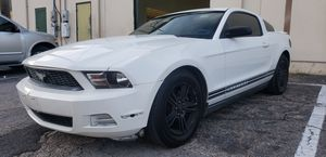 2012 FORD MUSTANG for Sale in Dallas, TX