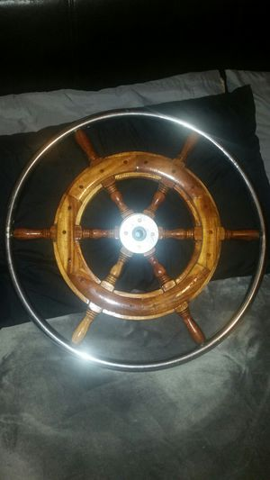 Boat steering wheel for Sale in Los Angeles, CA