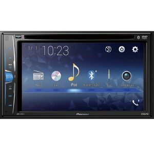 "Pioneer - Multimedia DVD Receiver with 6.2"" WVGA Clear Resistive Display - Black for Sale in Norwalk, CA"