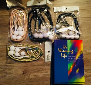 Buddhist Prayer Beads + Intro Books for Sale in Torrance, CA