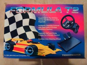 Racing wheel for computer for Sale in Centreville, VA