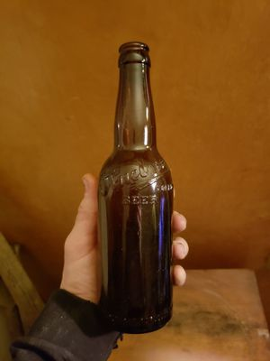 Antique Huebner beer bottle from Toledo Oh. for Sale in Columbus, OH
