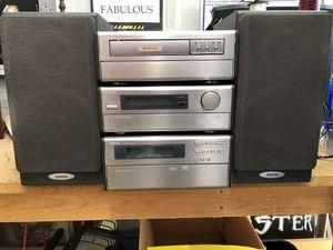 Denon rack stereo system for Sale in Chandler, AZ