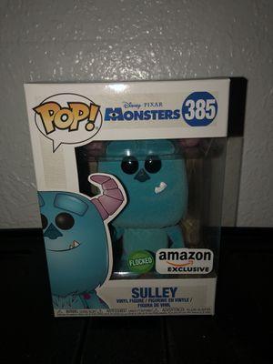 Disney Pixar monsters inc sullen flocked amazon exclusive funko pop for Sale in City of Industry, CA
