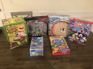 Board game lot! for Sale in Port St. Lucie, FL