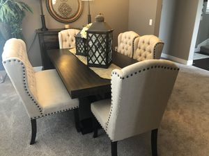 Dining table and chairs for Sale in Arvada, CO