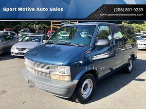 2000 Chevrolet Astro Cargo Van for Sale in Seattle, WA