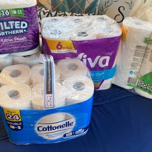Paper Towels And Toilet Paper Rolls for Sale in Hawthorne, CA