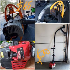 Moving Sale - lawn equipment for Sale in Hopkinton, MA