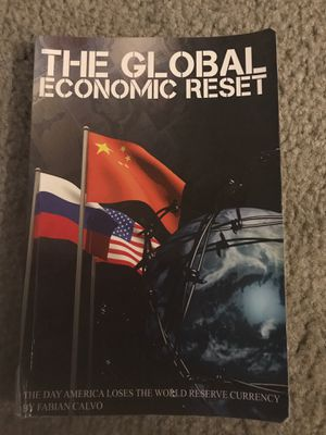 The Global Economic Reset - Fabian Calvo for Sale in Gainesville, FL