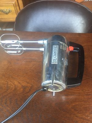 Dormeyer chrome mixer from 60's... for Sale in Durham, NC