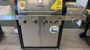 Brand New Char-Broil Stainless Steel BBQ Grill! 1AWFW for Sale in Buda, TX