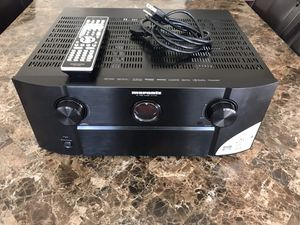 Marantz AV7701 Audio Video Preamp/Processor with Networking and AirPlay for Sale in La Mesa, CA