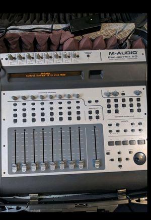 M-Audio pro-jectmix 1/0 for Sale in Millbrae, CA