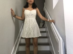 White Lace Dress for Sale in Homestead, FL
