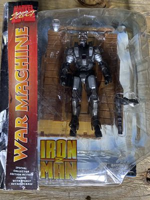 War Machine 19cm Marvel Select Action Figure for Sale in North Miami, FL