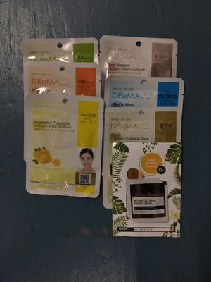 Varios face masks for Sale in Castro Valley, CA