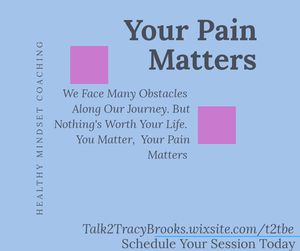 Your Pain Matters Mental Health Coaching for Sale in Sunnyvale, TX