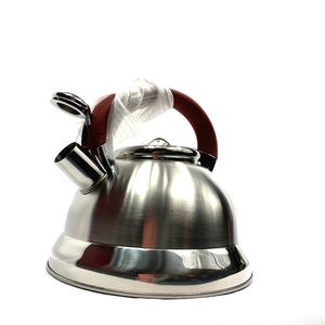 Stainless Steele whistling kettle tea pot for Sale in Summersville, WV