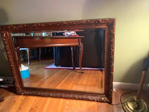 Large wall mirror for Sale in Memphis, TN