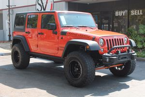2015 Jeep Wrangler Unlimited for Sale in Hayward, CA