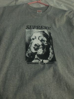 Supreme remember tee for Sale in Fresno, CA