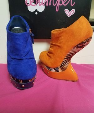 Heels brand new sizes 6-12 for Sale in Wichita, KS