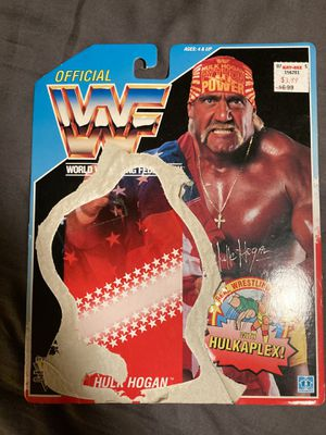 WWF hasbro Card for Sale in Riverside, CA