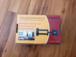 VideoSecu ML12Barticulating wall mount for Sale in San Jose, CA