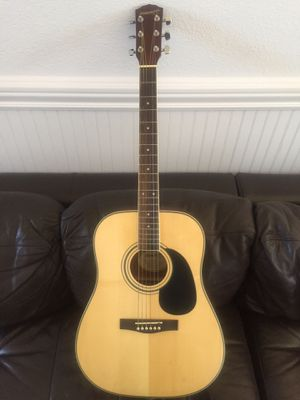 Fender acoustic guitar for Sale in Antioch, CA